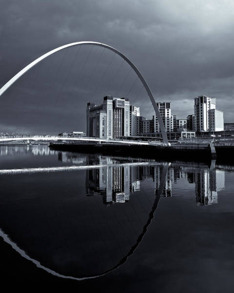 Photograph - Millenium Bridge by Stephen Taylor