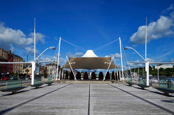 County Waterford Photograph - Millenium Plaza, Waterford City by Panoramic Images