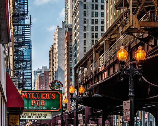 Photograph - Miller's Pub  by James Howe