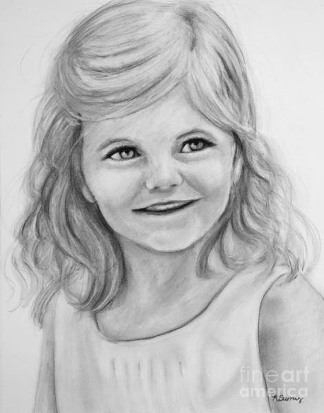 Drawing - Millie by Kate Sumners