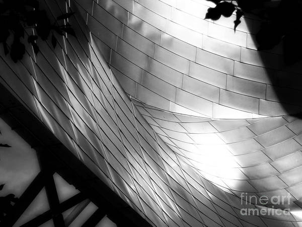 Photograph - Millinuem Park Band Shell by Eric Wiles
