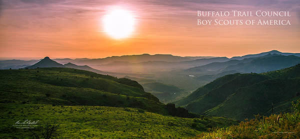 Wall Art - Photograph - Million Dollar View - Pano by Aaron Bedell