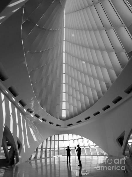 Milwaukee Art Museum Photograph - Milwaukee Art Museum by David Bearden