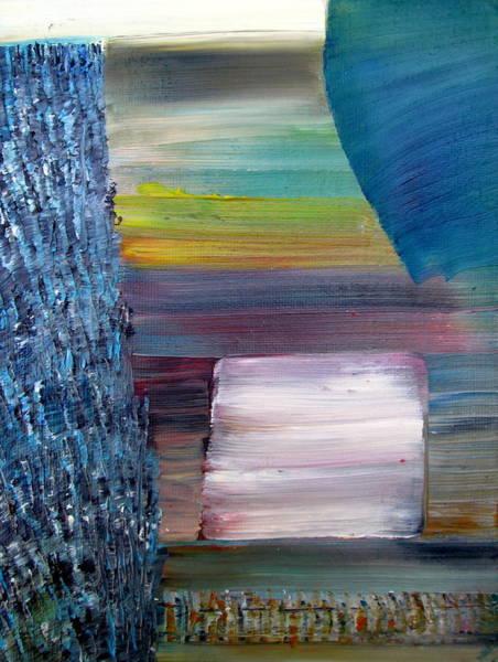 Lead Mine Wall Art - Painting - Mine by Fabrizio Cassetta
