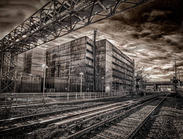 Photograph - Mineola Station by Steve Zimic