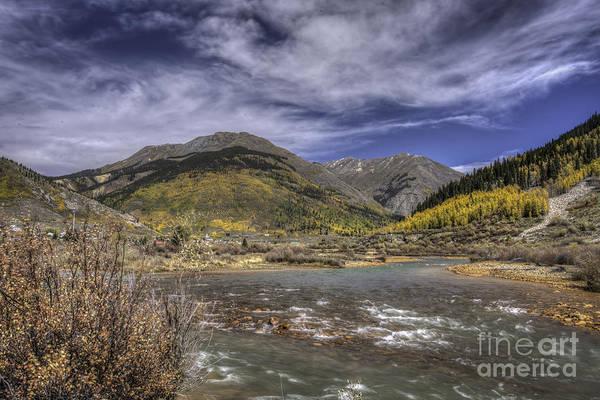 Photograph - Mineral Creek by David Waldrop