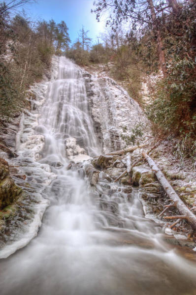 Photograph - Mingo Falls In Winter by Doug McPherson