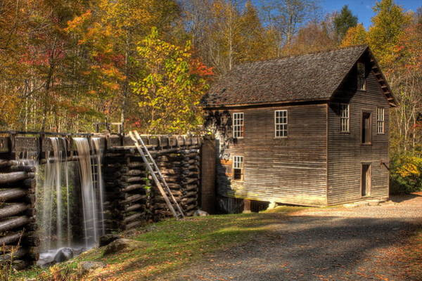 Photograph - Mingus Mill by Jonas Wingfield