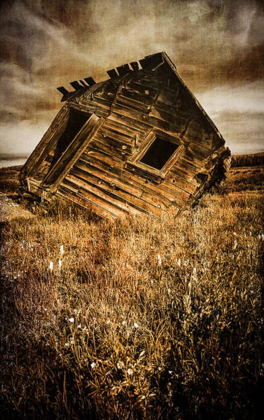 Abandoned House Wall Art - Photograph - Quartz Mountain 6 by YoPedro