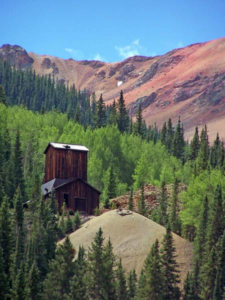 Photograph - Mining Mound by Jennifer Robin