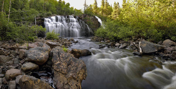Photograph - Mink Falls by Doug Gibbons