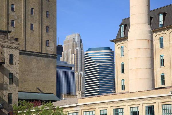 Photograph - Minneapolis by Frank Romeo