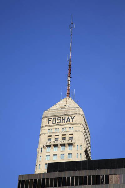 Photograph - Minneapolis Tower by Frank Romeo