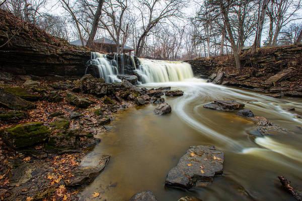 Wall Art - Photograph - Minneopa Falls by Aaron J Groen