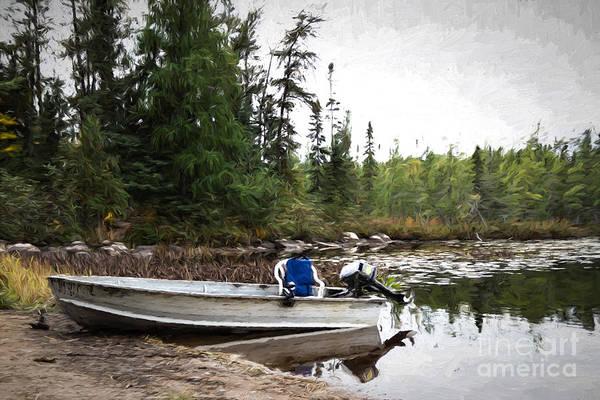 Photograph - Minnesota Retreat by Lori Dobbs
