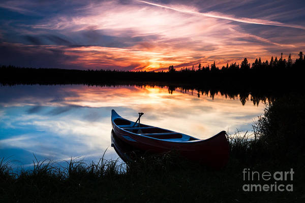 Photograph - Minnesota Sunset by Lori Dobbs