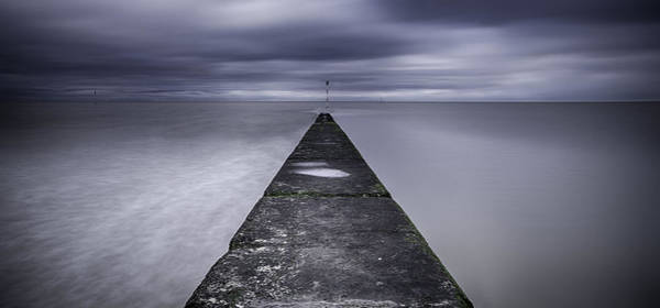 Wall Art - Photograph - Minnis Bay In Winter by Nigel Jones