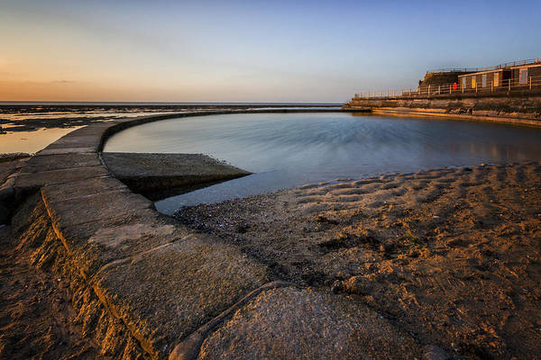 Margate Photograph - Minnis Bay Thanet by Ian Hufton