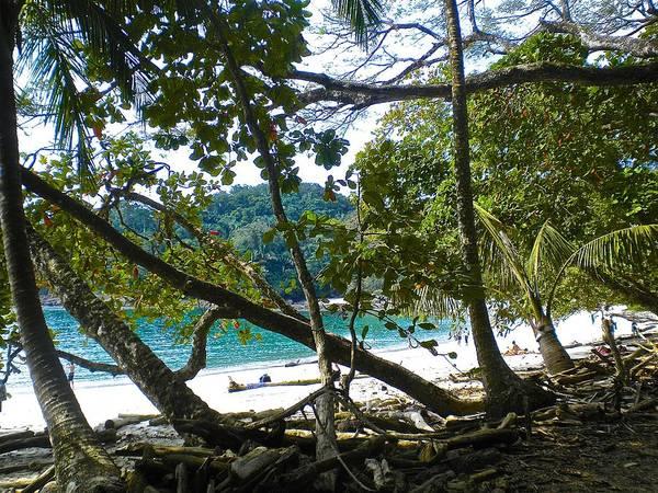 Photograph - Miquel Atonio Beach Costa Rico by Joan Reese
