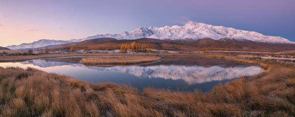 Russia Wall Art - Photograph - Mirror For Mountains 2 by Valeriy Shcherbina