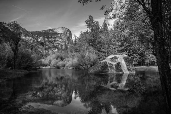 Photograph - Mirror Lake by Kristopher Schoenleber