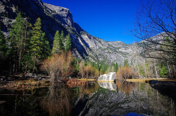Photograph - Mirror Lake Yosemite National Park by Scott McGuire