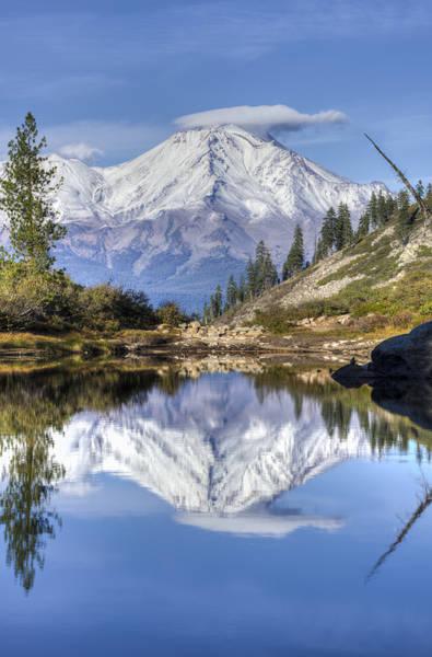 Photograph - Mirror Mirror by Loree Johnson