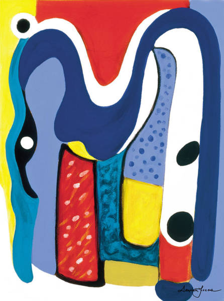 Mirror Of Me 1 Art Print