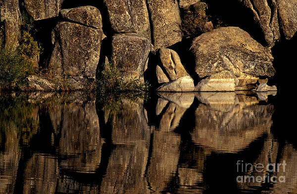 Wall Art - Photograph - Mirror Rock by Paul W Faust -  Impressions of Light