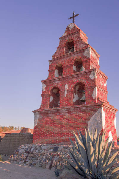 Wall Art - Photograph - Mission Bells by Tim Bryan