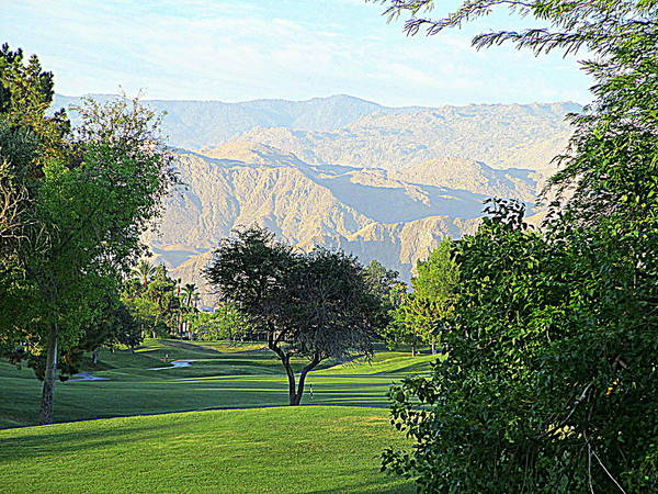 Rancho Mirage Photograph - Mission Hills Golf by Randall Weidner