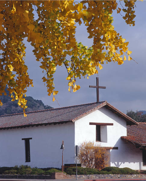 Photograph - 3b6377-mission San Francisco De Solano  by Ed  Cooper Photography