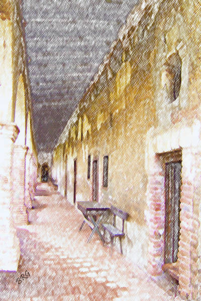 Photograph - Mission San Juan Capistrano No 5 by Ben and Raisa Gertsberg