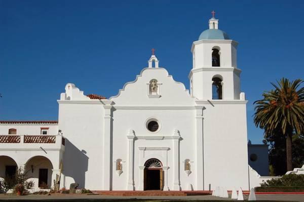San Luis Rey De Francia Photograph - Mission San Luis Rey De Francia by See My  Photos