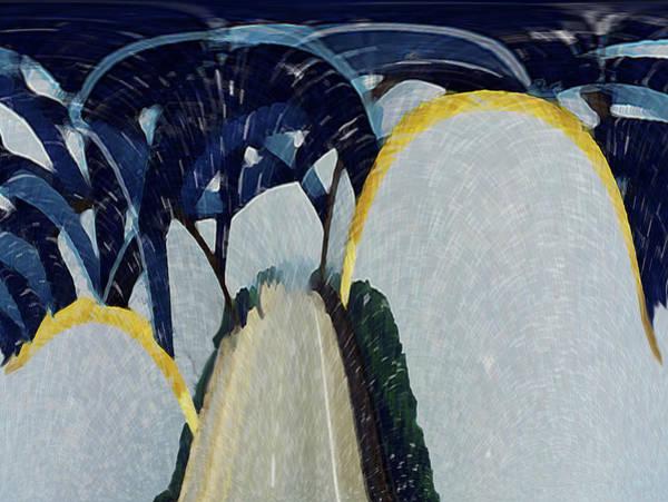 Painting - Mississippi River Bridge by Dennis Buckman