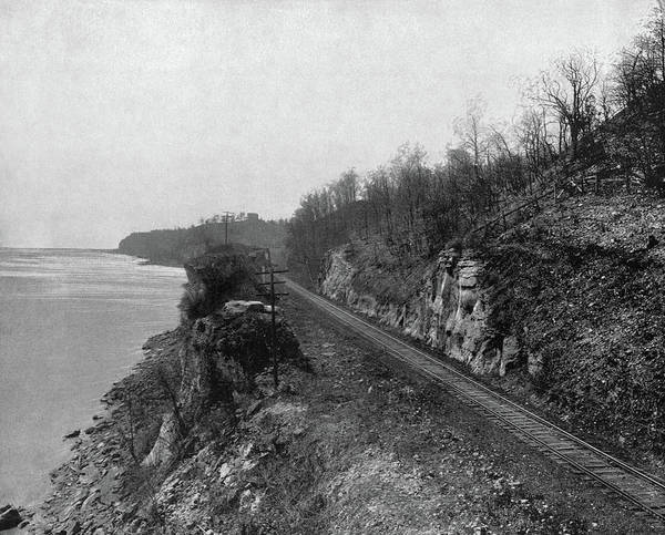 Photograph - Mississippi River, C1890 by Granger