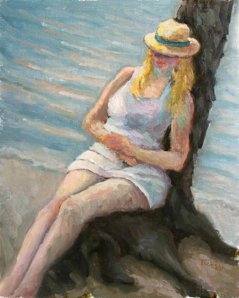 Painting - Mississippi Siesta by Jeff Dickson