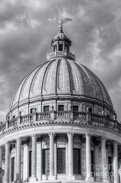 Photograph - Mississippi State Capitol Viii by Clarence Holmes
