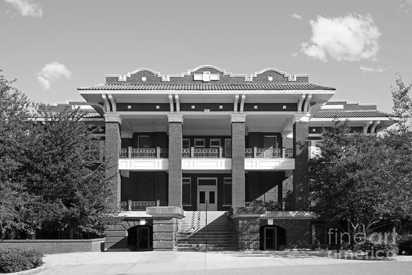 Photograph - Mississippi State University Y.m.c.a Building by University Icons