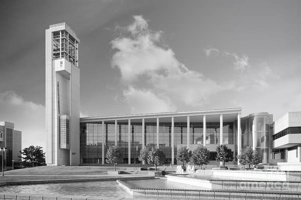 Photograph - Missouri State University Meyer Library by University Icons