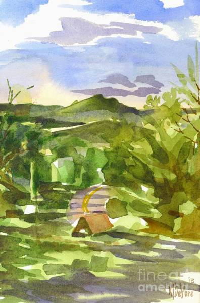 Painting - Missouri View by Kip DeVore