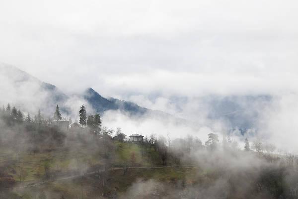 Photograph - Mist by Gouzel -