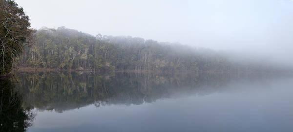 Atherton Tablelands Photograph - mist over lake Eecham by Dirk Ercken