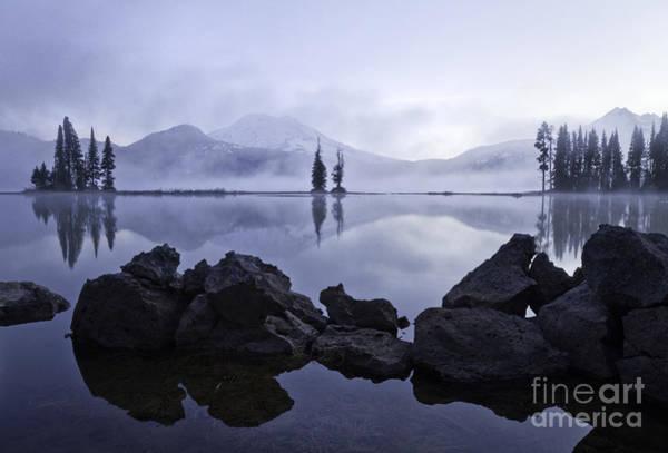 Photograph - Mist Rising by Stuart Gordon
