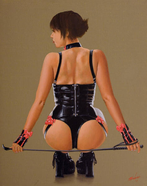 Painting - Mistress I by John Silver