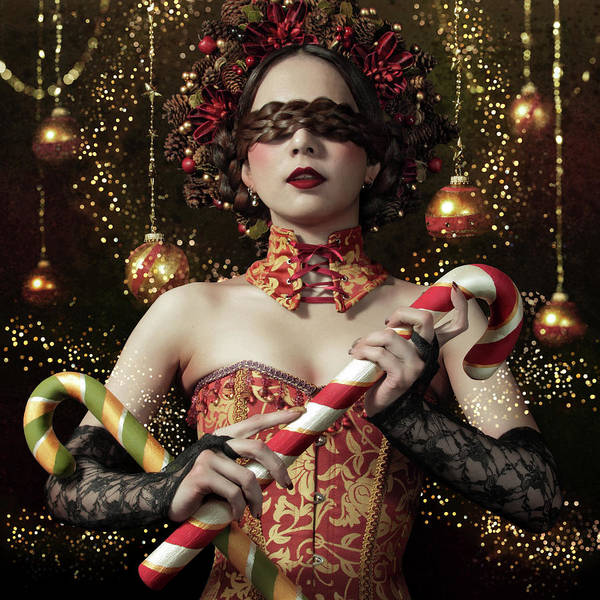 Seasonal Photograph - Mistress Of The Bright Night by Kiyo Murakami