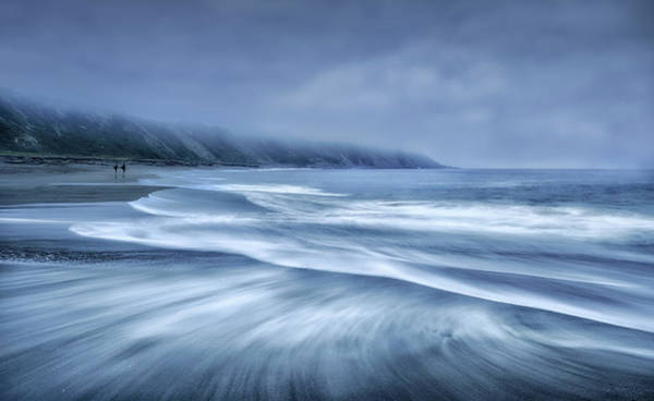 Simple Wall Art - Photograph - Mists In The Sea by Fran Osuna