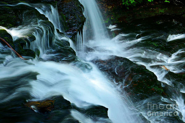 Wall Art - Photograph - Misty Falls - 72 by Paul W Faust -  Impressions of Light