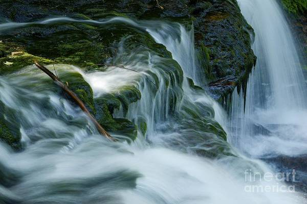 Wall Art - Photograph - Misty Falls - 74 by Paul W Faust -  Impressions of Light