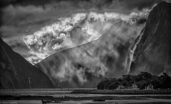 Wall Art - Photograph - Misty Milford by Chris Cousins